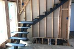 floating stair