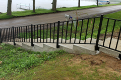 lake-stair-rail